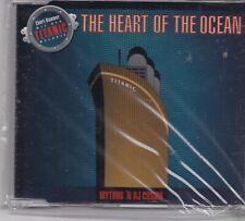 Mythos N DJ Cosmo-The Heart Of The Ocean cd maxi single