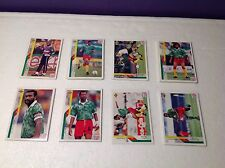 (48) Team Cameroon Soccer Cards UPPER DECK USA WORLD CUP Contenders 1994