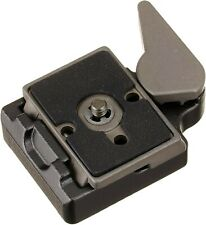 Manfrotto 323 RC2 Rapid Connect Adapter with 200PL-14 Quick Release Plate