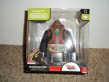 2015 WORLD OF NINTENDO THE LEGEND OF ZELDA 6 INCH GANONDORF FIGURE (NEW)
