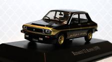 Renault 12 Alpine 1978 Argentina Rare Diecast Scale 1:43 New Sealed + Magazine