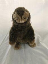 Impexit OTTER Plush Stuffed Wild Animal Lifelike Toy Doll EUC