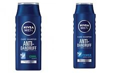 Nivea Anti-Dandruff Shampoo Active System 400 ml Cool Menthol Power Bamboo Extra