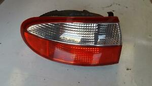 Daewoo Lanos Left Tail Light 07/1999-10/2003