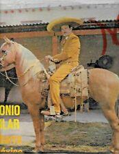 """ANTONIO AGUILAR on LP """" EL CHARRO DE MEXICO """" Latin ( DM 694 )"""