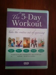 The 5-day Workout Take the Routine out of Exercising DVD