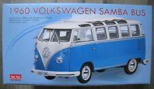 VW Samba Bus  blau/weiß  Limitiert auf 888 Stück  Sun Star 5074  1:12  OVP