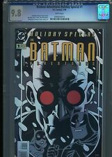 Batman Adventures Holiday Special #1  CGC 9.8 WP  (First Print)
