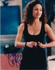 Jennifer Lopez signed 8x10 color photo