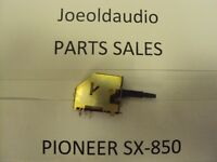 Pioneer SX-850 Toggle Switch Replaces Loudness Treble Turnover & Hi/Low Filter**