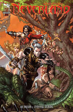 GRIMM FAIRY TALES: NEVERLAND #0A EBAS NM SOLD OUT!