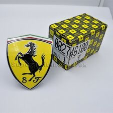 Ferrari 458 Italia &Spider &Speciale Fender Shield Badge Emblem 82746100 New
