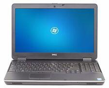 """Dell Latitude E6540 15.6"""" i7 4600M 2.9Ghz 16GB 500GB HDMI Windows 10"""