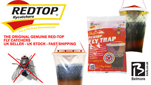 REDTOP FLY TRAP - Genuine Red Top Fly Traps Multiple Discounts