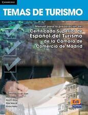 Temas De Turismo (espanol Con Fines Especificos/  Spanish For Specific Aims) ...