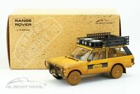 ALMOST REAL 810103 810111 RANGE ROVER diecast model cars gold/ Camel Trophy 1:18