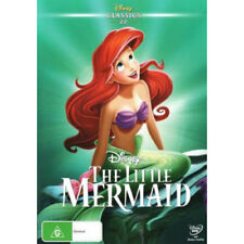 Little Mermaid (Disney Classics) NEW DVD (Region 4 Australia)