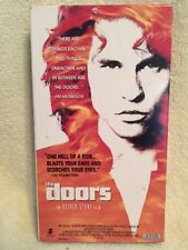 THE DOORS * Val Kilmer (Oliver Stone) -- 100's of VHS in Store, Rare & OOP