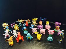 9 Pcs 1st generation Random POKEMON GO Mini Figurine Gift Toys Present