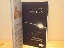 (SSG) BUZZ ALDRIN, NASA, Apollo XI Astronaut Signed Book - Full JSA Letter COA