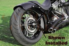 Shorty Rear Fender for Harley Softail Bobbed Fender for 200mm on 2007-13 Softail
