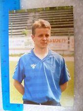 Press Photo- Football Player Photo (Org,apx. 15x10 cm)