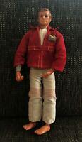 Vintage 1975 The Six Million Dollar Man Steve Austin Action Figure Doll Kenner
