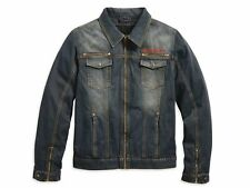 HARLEY-DAVIDSON® MEN'S DISPATCH DENIM CE-APPROVED JACKET 97221-18EM XXL