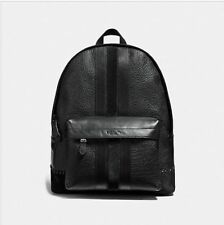 NWT COACH CHARLES BACKPACK WITH BASEBALL STITCH, F11250, $595