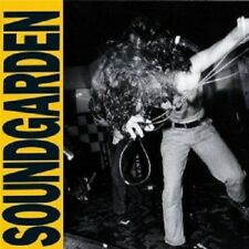 SOUNDGARDEN 'LOUDER THAN LOVE' CD NEW+