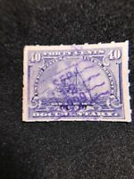 us stamps scott R170 Centered Bright