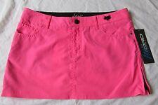 New Women's FOX Pink Mini Swim Cover Up Skirt HYDRO SERIES Quick Dry Size 0