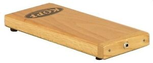 KOPF ToeKicker Oak Acoustic Stompbox