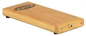 KOPF ToeKicker Oak Acoustic Stompbox