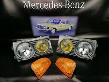 New! MERCEDES  W123  Original Bosch Headlight + Turn Signals