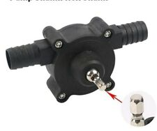 Hand Electric Drill Drive Self Priming Pump Oil Fluid Water Transfer Mini Pumps