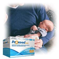 PROXEED PLUS USA Men's Fertility Blend, Alfasigma, 6 Boxes 30 Pkts each, 12/2020