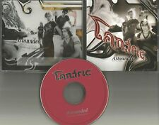 Days of the New TANTRIC Astounded RARE EDIT PROMO Dj CD Single 2001 PROCD100664