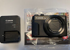 Canon Powershot G7X Mark II (used)