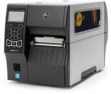 NEW Zebra ZT410 Thermal Transfer USB LAN Serial Label Printer (ZT41043-T010000Z)