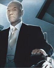 Patrick Stewart x-Men signed photo - Star Trek