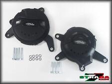 Strada 7 Engine Case Guard Protector Cover KTM RC390 2014 - 2016 Black