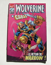 WOLVERINE  -  N°  57 - COMICS -  MARVEL FRANCE