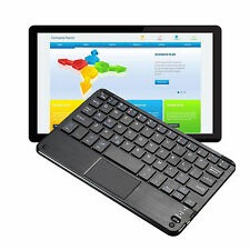 New Slim Mini Bluetooth Wireless Keyboard TouchPad For  Laptop PC Tablet Android