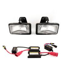 1985-1992 Camaro IROC-Z/Z28 Fog Lights Lamps w/ 55W 10K HID'S Pair