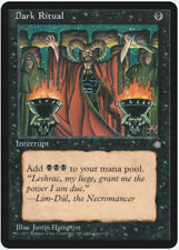 Dark Ritual, NM English x 4 Ice Age mtg Low International Shipping