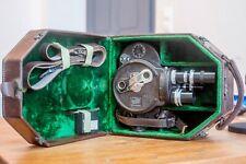 Bell Howell Filmo 70 // Cooke lenses