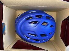 NEW Hummingbird Sports Girls Lacrosse Headgear - Blue S/M Helmet  Retail 99.99