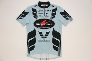 Specialized Bike Zone Cycling Jersey Men's Size L Made In Italy Vinatge Rare