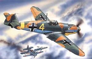 ICM 1:48 Messerschmitt Bf 109F-4, #ICM48103